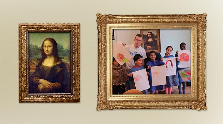Leonardo da Vinci – Woejpret 2014