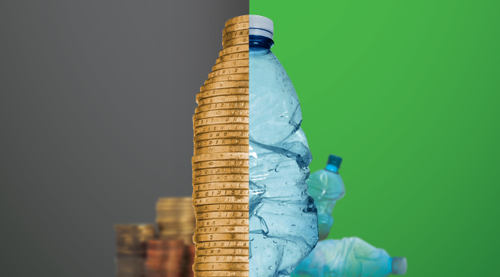 Afval loont – Geld betalen voor afval
