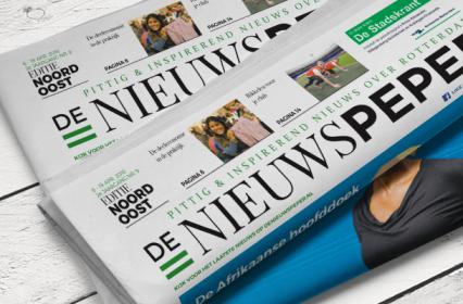 De Nieuwspeper – Pittig & inspirerend nieuws over Rotterdam