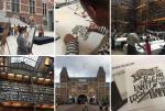 The Big Draw – Rijksmuseum Amsterdam 2017