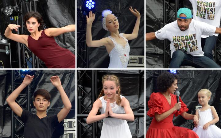 Dans aan de Vliet – Vlietdagen 2015