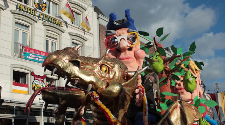 Carnival Parade, 's-Hertogenbosch 2018
