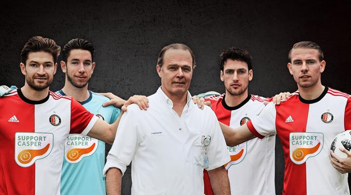 Support Casper: Feyenoord – ADO Den Haag
