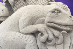 Sand sculptures, Oosterhout