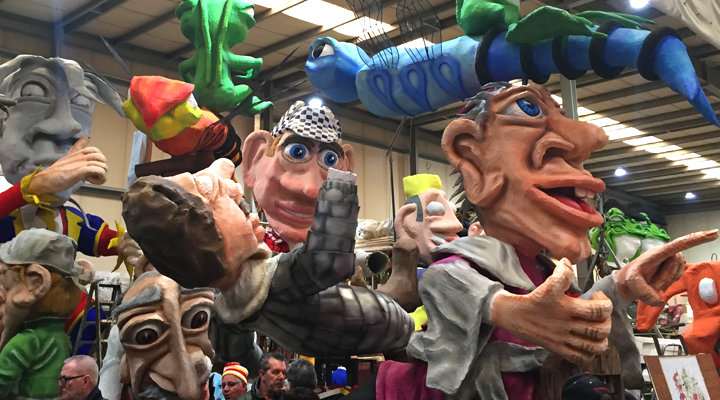 Open House: Carnival Parade, 's-Hertogenbosch 2019
