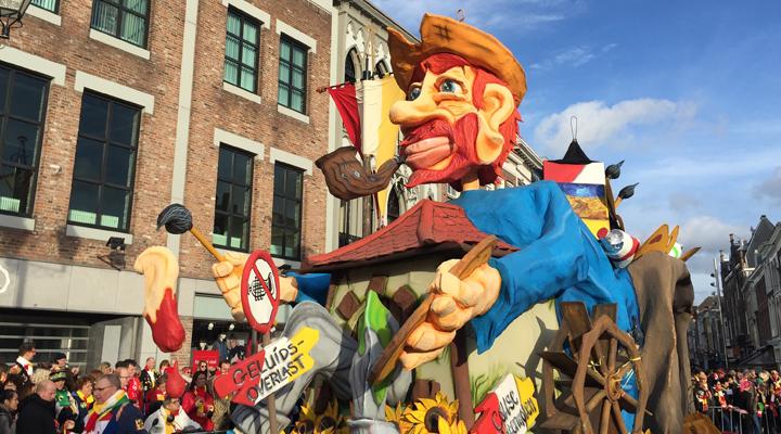 Carnival Parade, 's-Hertogenbosch 2019