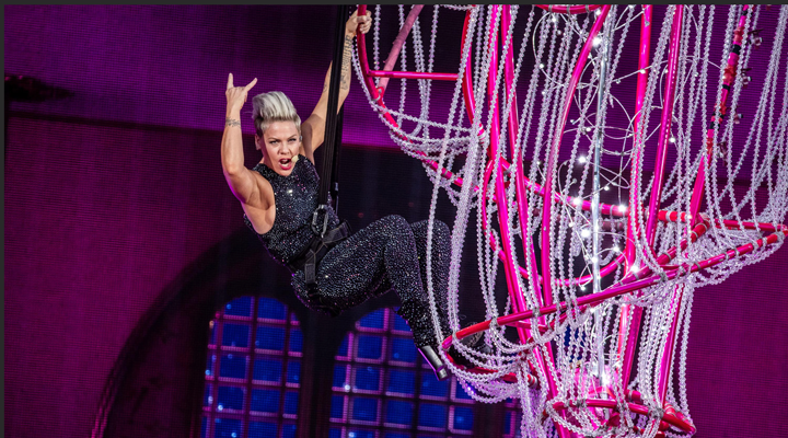 P!nk, Beautiful Trauma Tour 2019 – The Hague