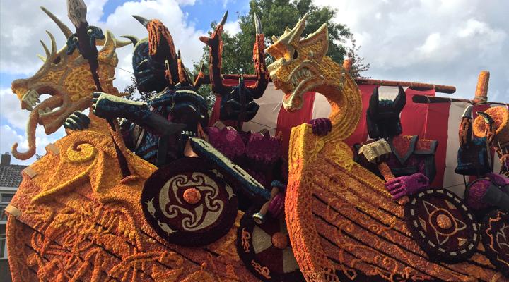 Dahlia Parade 2019, Zundert