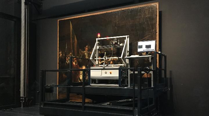 Operation Nightwatch, Rijksmuseum Amsterdam
