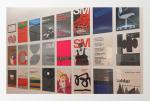 Exhibition Wim Crouwel, Stedelijk Museum Amsterdam