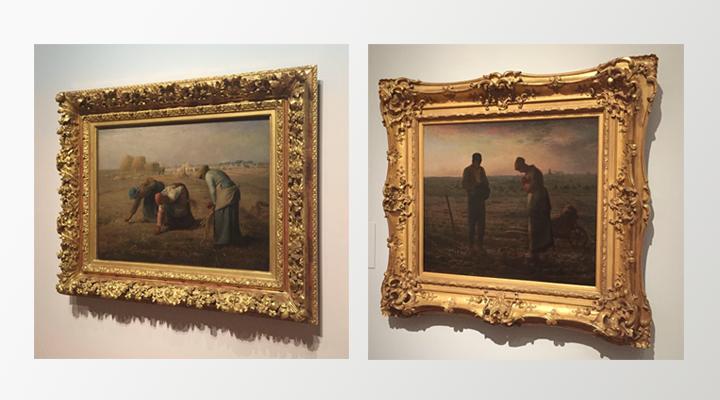 Exhibition Jean-François Millet, Van Gogh Museum Amsterdam