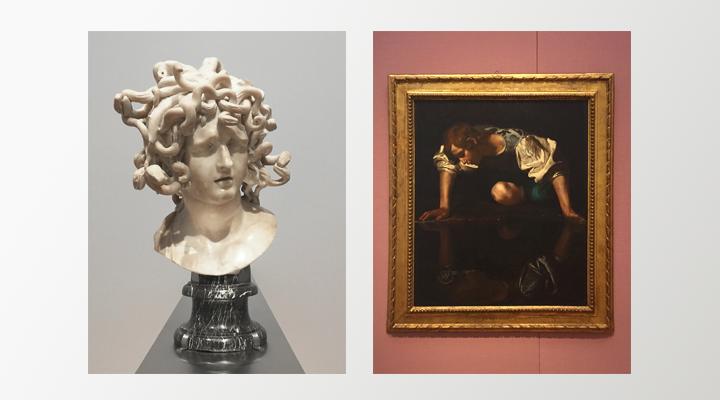 Exhibition Caravaggio-Bernini. Baroque in Rome, Rijksmuseum Amsterdam