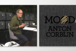 Signing session MOØDe, Anton Corbijn The Hague