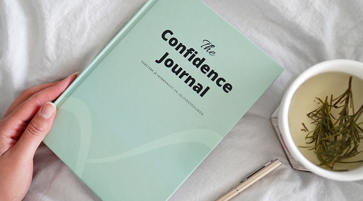 Helga Morais – The Confidence Journal