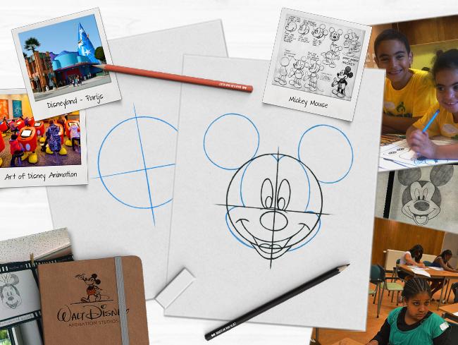 Creative workshops for kids